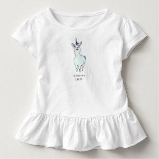 T-shirt Pour Les Tous Petits Llamacorn