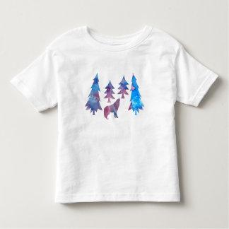 T-shirt Pour Les Tous Petits Loup