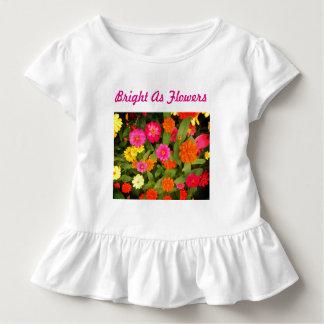 T-shirt Pour Les Tous Petits Lumineux en tant que pièce en t rose de ruche