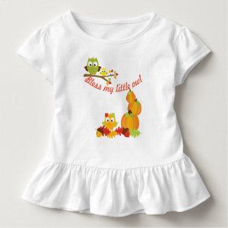 T-shirt Pour Les Tous Petits Ma collection de petit hibou