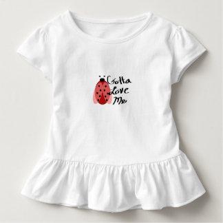 T-shirt Pour Les Tous Petits Madame Bug Baby Clothing
