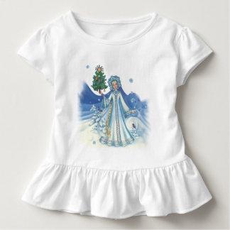 T-shirt Pour Les Tous Petits Magie d'hiver