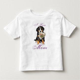 T-shirt Pour Les Tous Petits Maman de coeur de Berner