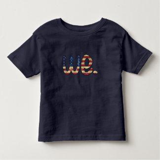 """T-shirt Pour Les Tous Petits Mini """"nous"""" piquons"""