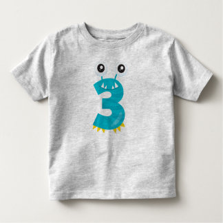 T-shirt Pour Les Tous Petits Monstre 3
