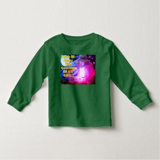 T-shirt Pour Les Tous Petits Naissance de Jésus : Le plus grand de tous les
