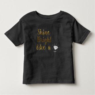T-shirt Pour Les Tous Petits Nanlix KIDS Black