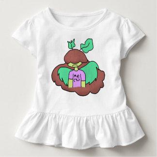 """T-shirt Pour Les Tous Petits Original de l'enfant en bas âge de SpiceCake """"pas"""