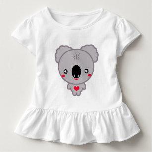 T-shirt Pour Les Tous Petits Ours de koala de Kawaii