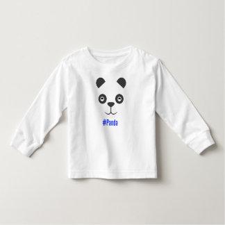 T-shirt Pour Les Tous Petits #panda