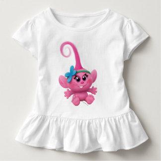 T-shirt Pour Les Tous Petits Pavot de bébé des trolls |