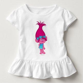 T-shirt Pour Les Tous Petits Pavot des trolls | - cheveux à rester !