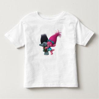 T-shirt Pour Les Tous Petits Pavot des trolls | et branche - aucun mauvais