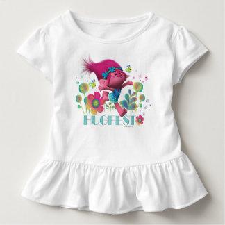 T-shirt Pour Les Tous Petits Pavot des trolls | - Hugfest