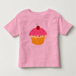 T-shirt Pour Les Tous Petits Petit gâteau rose