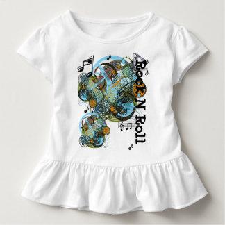 T-shirt Pour Les Tous Petits Petit pain de la roche N