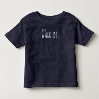 T-shirt Pour Les Tous Petits Petite chemise de guerrier