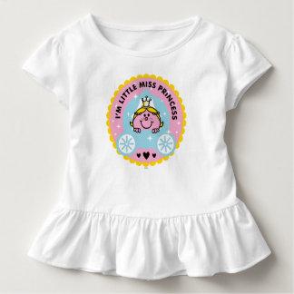T-shirt Pour Les Tous Petits Petite Mlle le princesse   je suis une princesse