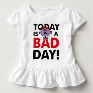 T-shirt Pour Les Tous Petits Petite Mlle Naughty   est aujourd'hui un mauvais