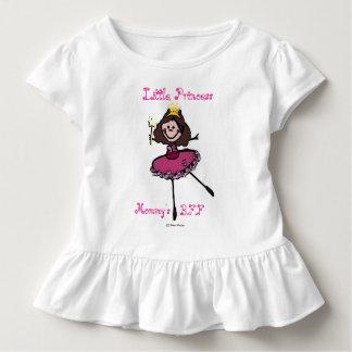 T-shirt Pour Les Tous Petits Petite princesse - le BFF de la maman
