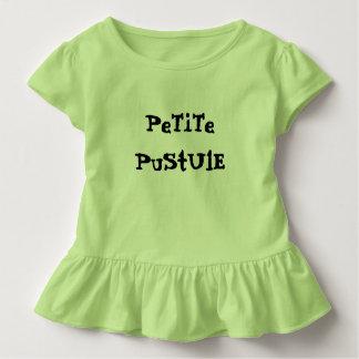 T-shirt Pour Les Tous Petits Petite Pustule