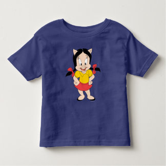 T-shirt Pour Les Tous Petits Pétunia classique 2 du pétunia |