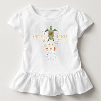 """T-shirt Pour Les Tous Petits Pièce en t de ruche d'enfant en bas âge """"de forces"""