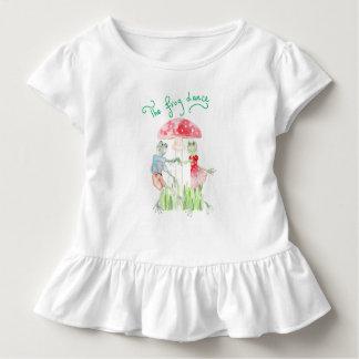 """T-shirt Pour Les Tous Petits """"Pièce en t de ruche d'enfant en bas âge de la"""