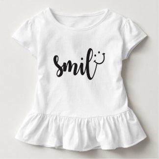 T-shirt Pour Les Tous Petits Pièce en t de ruche d'enfant en bas âge de panda