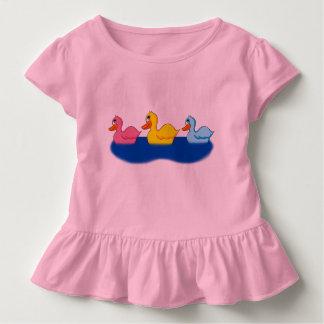 T-shirt Pour Les Tous Petits Pièce en t de ruche d'enfant en bas âge de trois