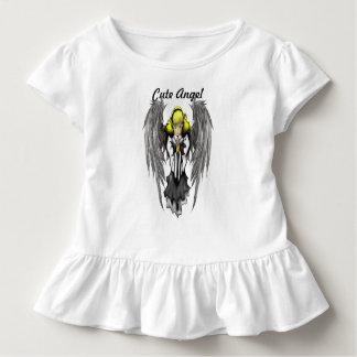 T-shirt Pour Les Tous Petits Pièce en t mignonne de ruche d'enfant en bas âge