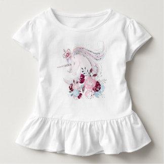 T-shirt Pour Les Tous Petits Pièce en t rêveuse de ruche d'enfant en bas âge de
