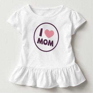 T-shirt Pour Les Tous Petits Pièce en t simple de ruche du jour de mère de