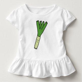 T-shirt Pour Les Tous Petits Poireau tee-shirt
