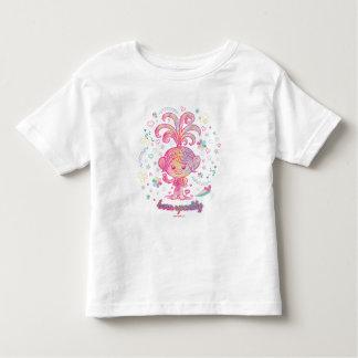 T-shirt Pour Les Tous Petits Princesse Poppy des trolls |