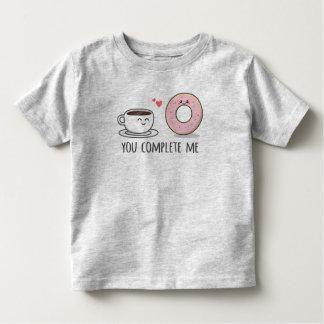 T-shirt Pour Les Tous Petits Romantique drôle vous m'accomplissez chemise de |