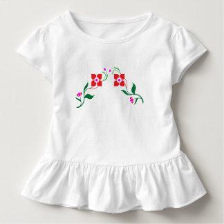 T-shirt Pour Les Tous Petits ROSE : Bella plus la longue chemise de douille de