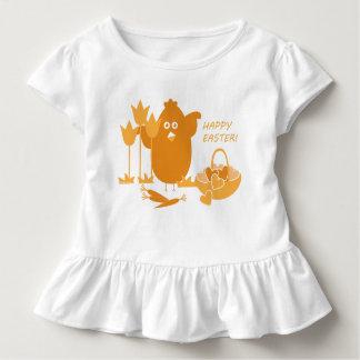 T-shirt Pour Les Tous Petits Salutation de Pâques