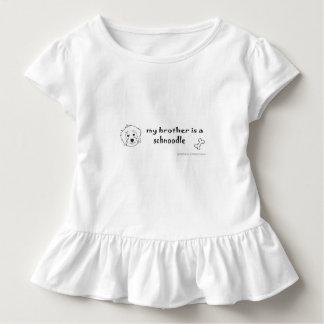 T-shirt Pour Les Tous Petits schnoodle