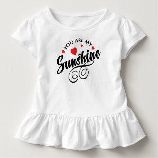 T-shirt Pour Les Tous Petits Simple vous êtes ma pièce en t de ruche de