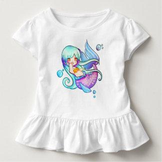 T-shirt Pour Les Tous Petits Sirène de clair de lune