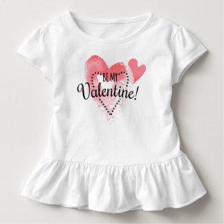 T-shirt Pour Les Tous Petits Soyez ma pièce en t de ruche de la Saint-Valentin