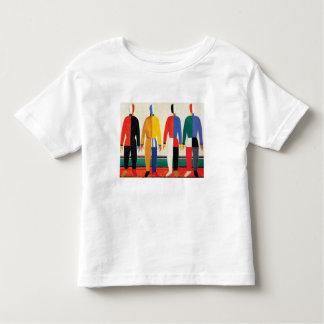 T-shirt Pour Les Tous Petits Sportifs par Kazimir Malevich