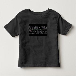 T-shirt Pour Les Tous Petits SpottieOttieDopaliscious