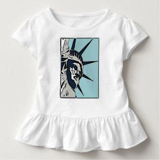 T-shirt Pour Les Tous Petits Statue de la liberté