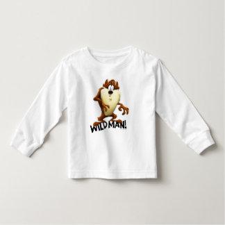 T-shirt Pour Les Tous Petits TAZ™- homme sauvage