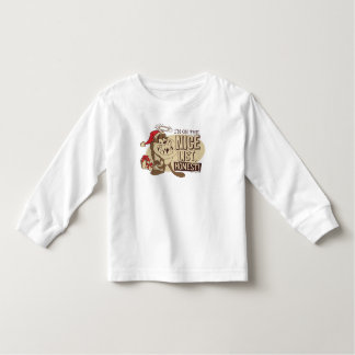 T-shirt Pour Les Tous Petits TAZ™- je suis sur Nice la liste