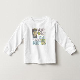 T-shirt Pour Les Tous Petits TAZ™- vilain ou Nice ?