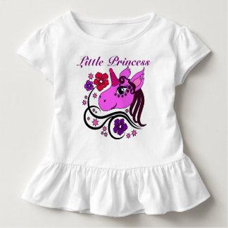 T-shirt Pour Les Tous Petits Tenue avec la corne une