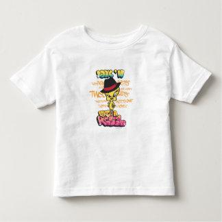 T-shirt Pour Les Tous Petits Tweety comme un rebelle